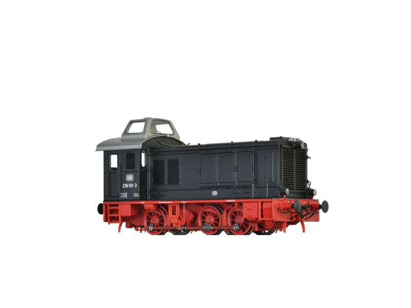 Diesellok BR 236 der DB, IV, AC Digital EXTRA, H0