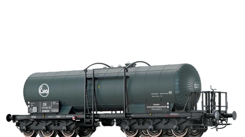 Kesselwagen ZZd [P] DB, III, EVA, DC, Spur H0