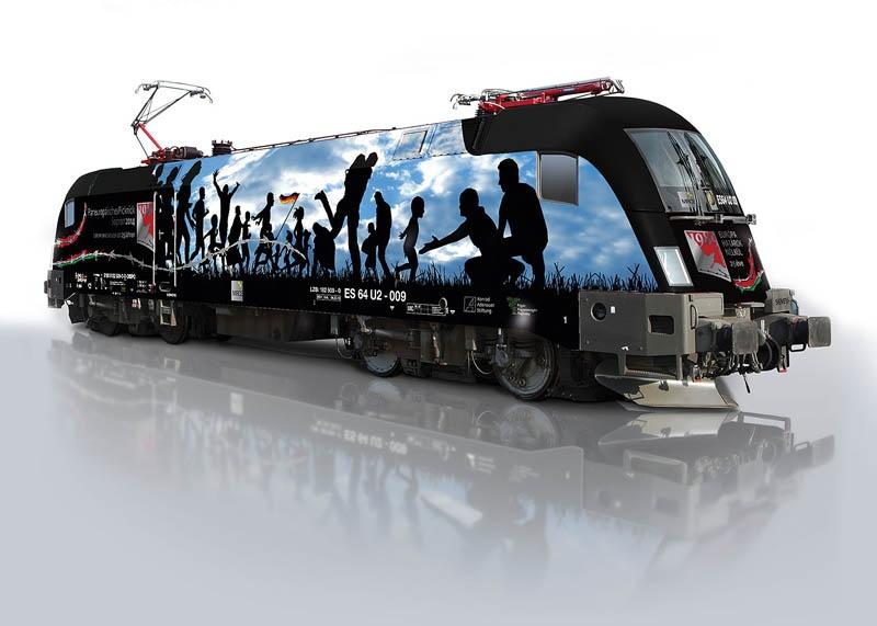 E-Lok BR 182 509-0 der MRCE, mfx, DCC, Spur H0