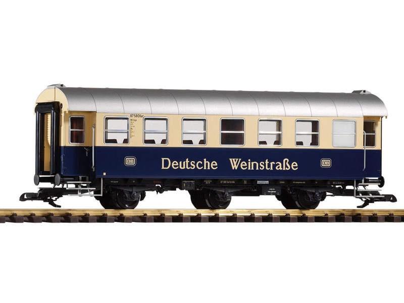 Umbauwagen B3yg Deutsche Weinstraße der DB, IV, Spur G