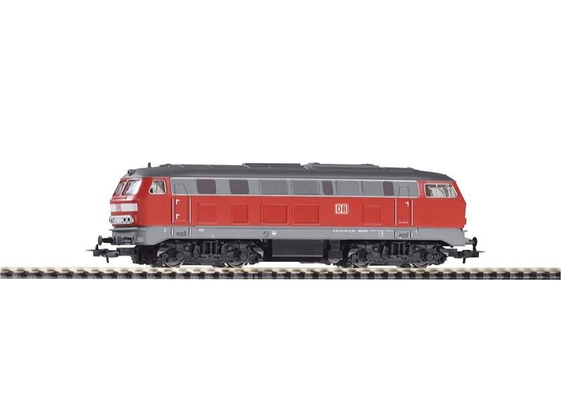 Diesellok BR 218 der DB AG, AC-Version, Epoche V, Spur H0