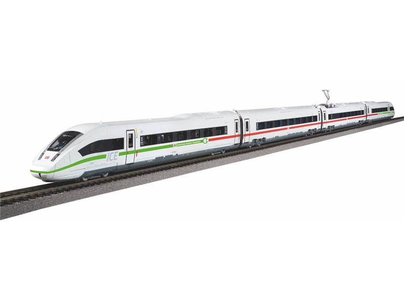 E-Triebzug BR 412 ICE 4 DB AG, 4tlg., Klimaschützer, DC, H0