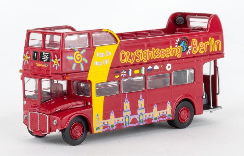 AEC Routemaster offen, City Sightseeing Berlin, Ep.V, 1:87