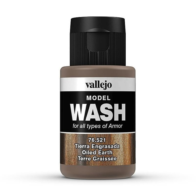 Wash-Color, Ölige Erde, 35 ml