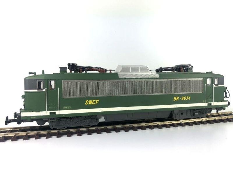 Elektrolok BB 8634 der SNCF, Epoche IV, Spur H0