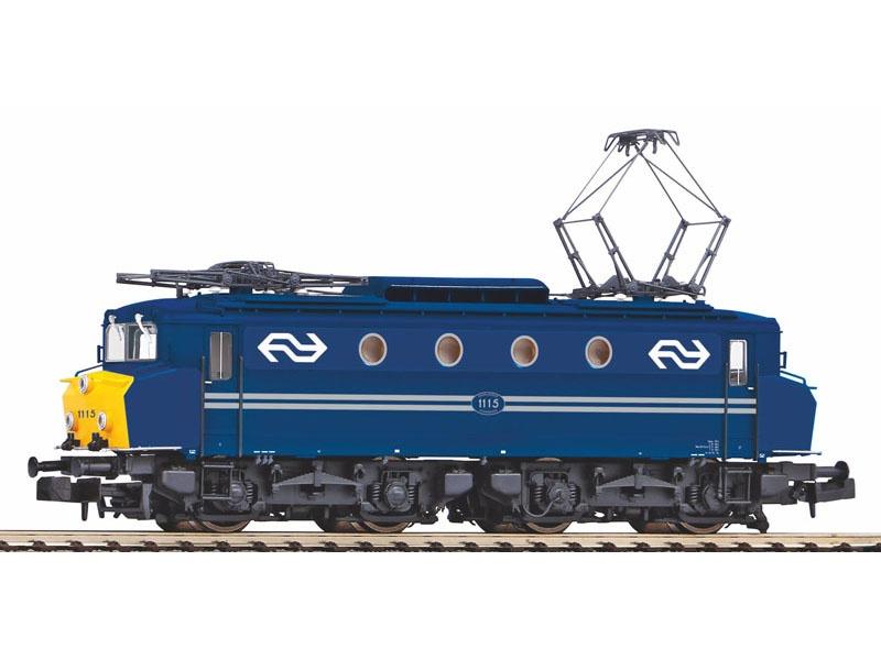 E-Lok Rh 1100 der NS, Ep. IV, Spur N