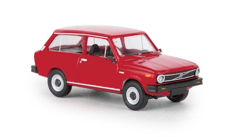 Volvo 66 Kombi, rot, 1975, 1:87 / Spur H0