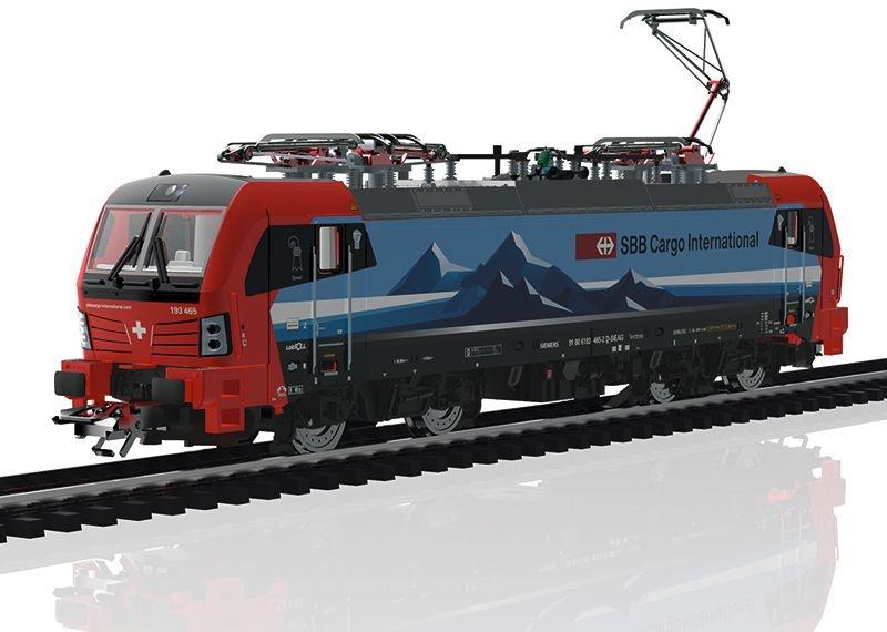 Sound-E-Lok BR 193 der SBB Cargo Int., Epoche VI, Spur H0