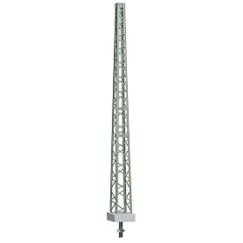 Turmmast 200 mm hoch, lackiert, Spur H0