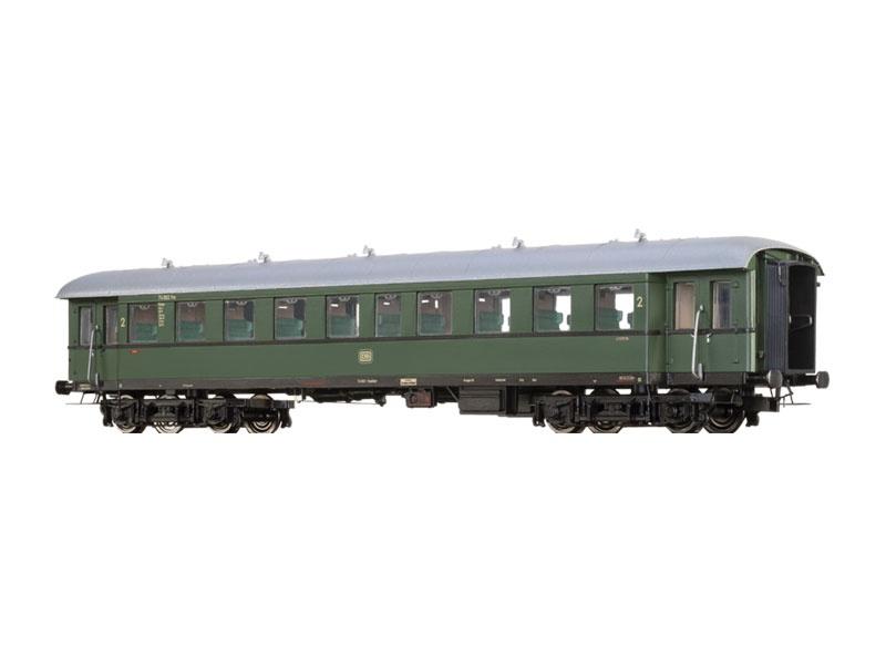 Personenwagen B4ye-36/50 der DB, III, Spur H0