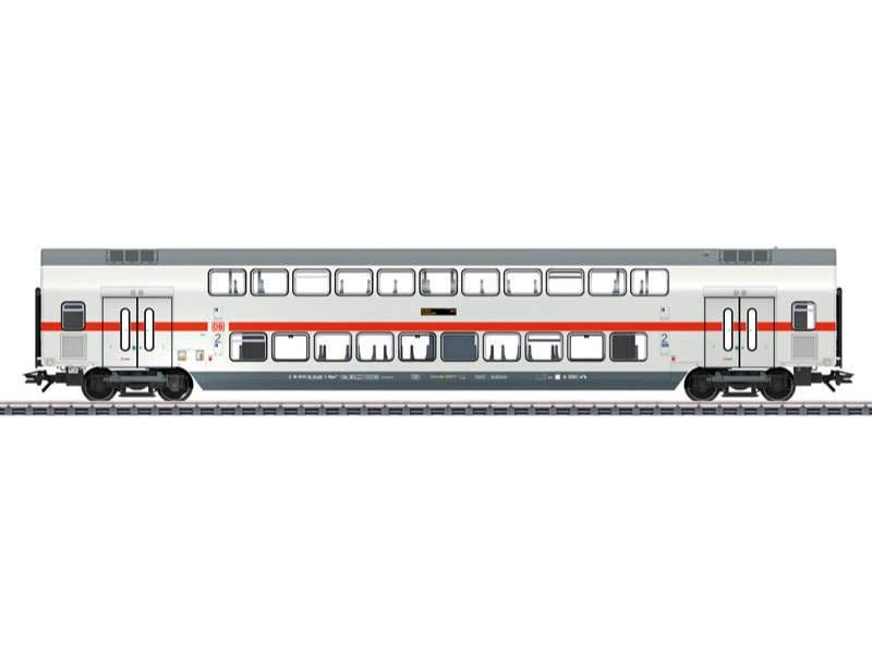 IC2 Doppelstock-Mittelwagen DBpza 682.2 2. Klasse DB AG H0