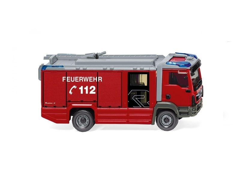 Feuerwehr - Rosenbauer AT LF (MAN TGM Euro 6) 1:87 / H0