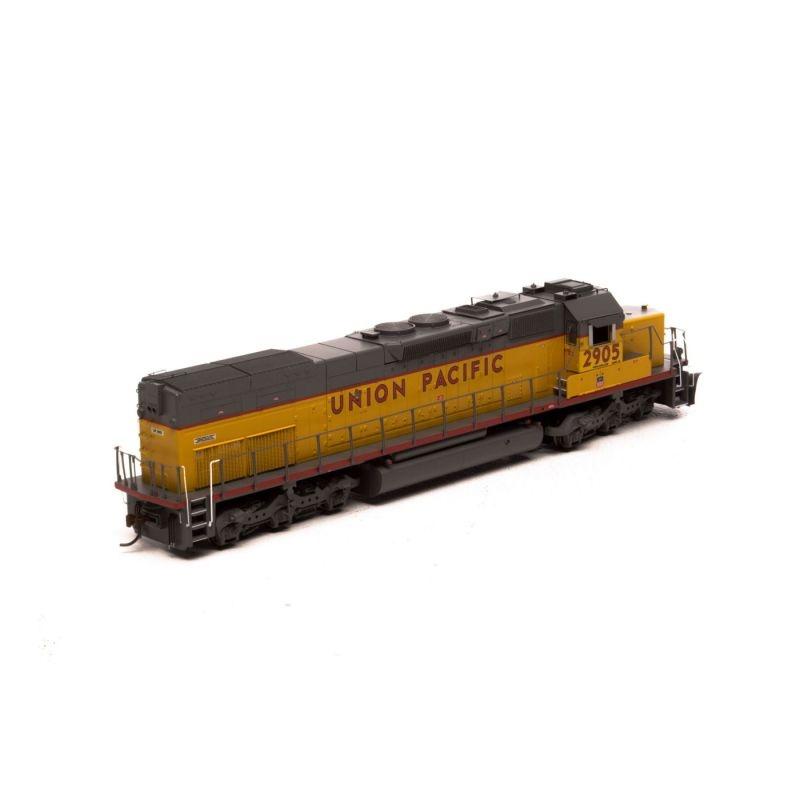 Diesellokomotive EMD SD40T-2 der UP, DCC, Spur H0