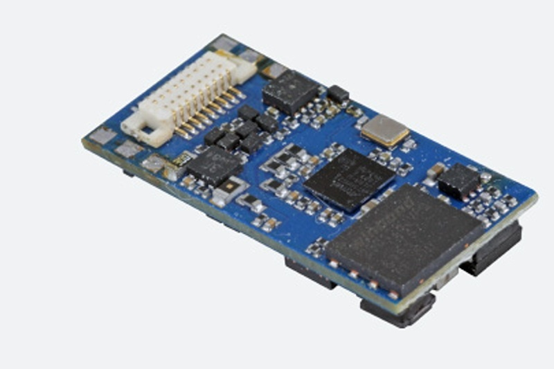 LokSound 5 micro DCC/MM/SX/M4 Leerdecoder, Einzellitzen,