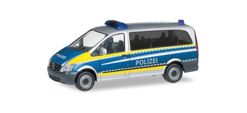Mercedes-Benz Vito Polizei Saarland 1:87 / H0