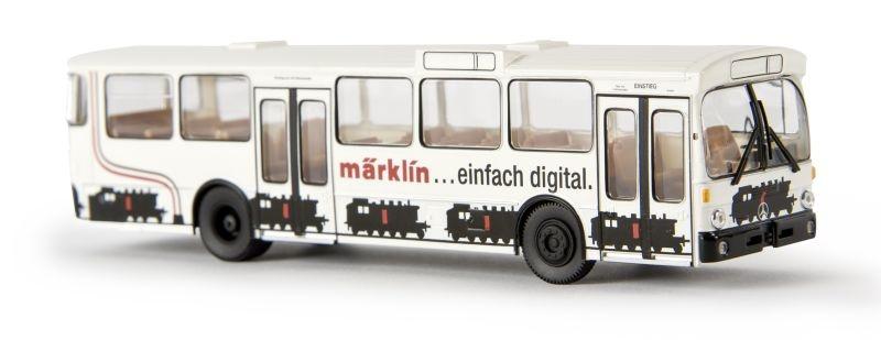 MB O 305 Stadtbus Märklin digital, TD, Spur H0