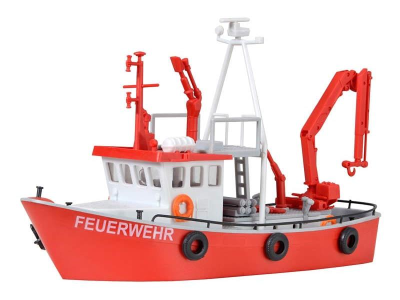 Feuerlöschboot, Bausatz, Spur H0
