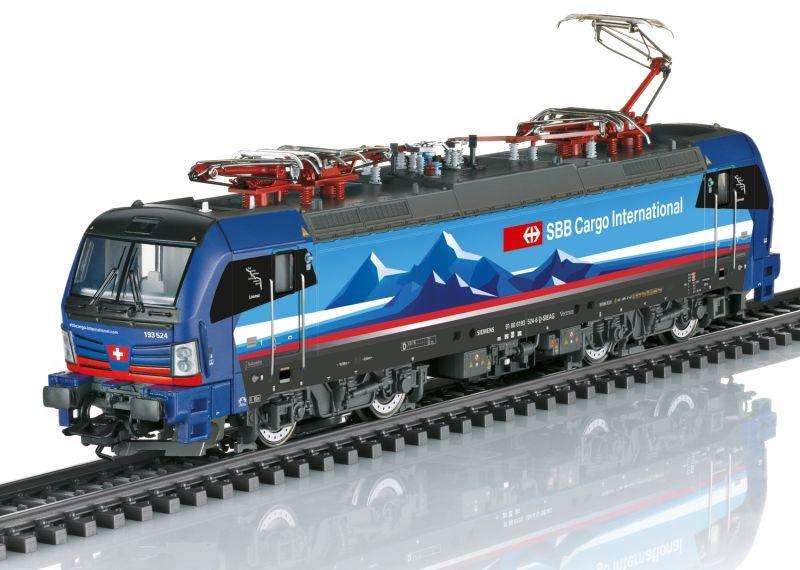 Elektrolokomotive BR 193 der SBB Cargo, Sound, mfx, AC, H0