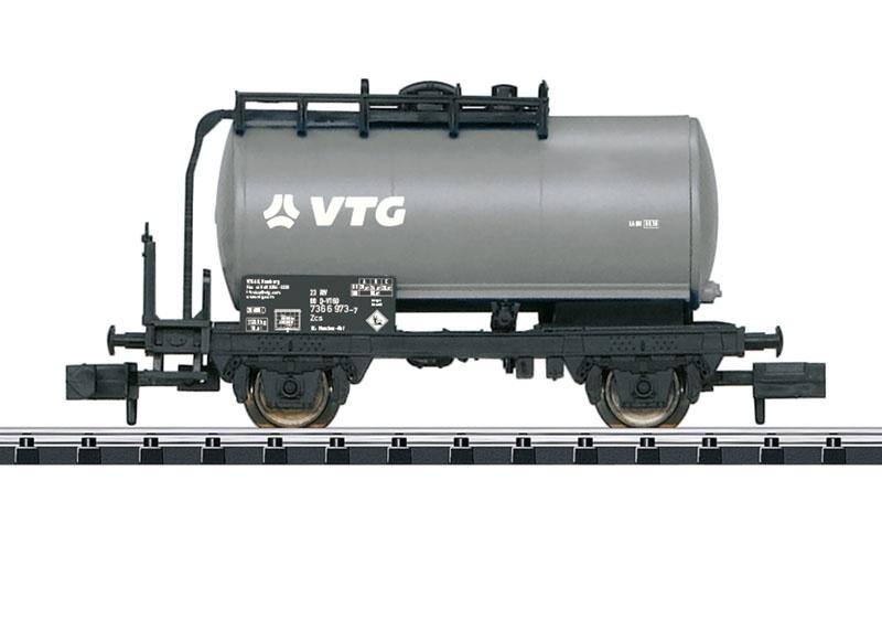Hobby Kesselwagen VTG der DB AG, Minitrix Spur N