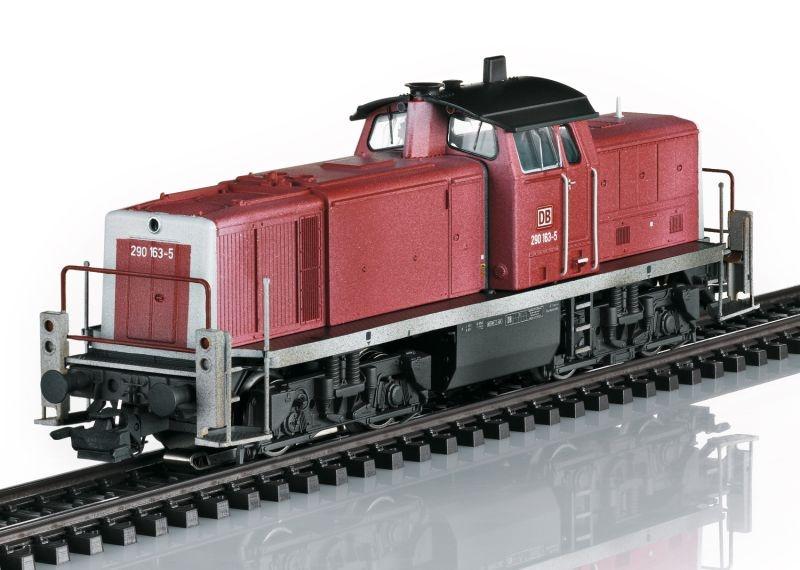 Diesellok BR 290 der DB AG, Sound, mfx+, DCC, Spur H0