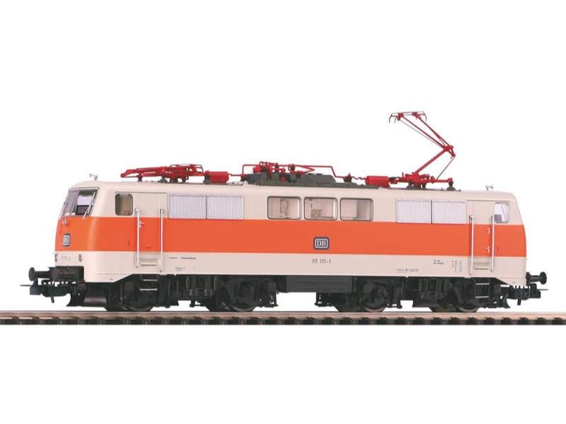 E-Lok BR 111 der DB, S-Bahn Rhein-Ruhr, Epoche IV, Spur H0