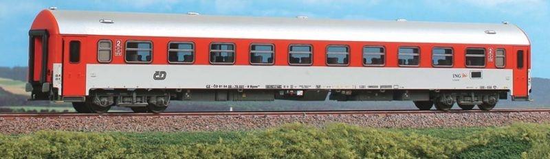 Personenwagen 2. Klasse der CD, Typ Bpee, Epoche V, Spur H0