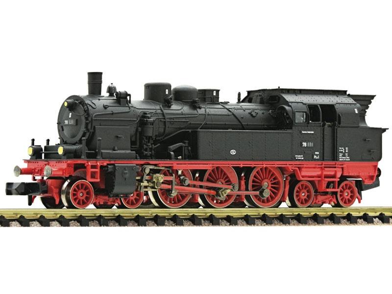 Dampflokomotive BR 78 der DB, DCC, Spur N