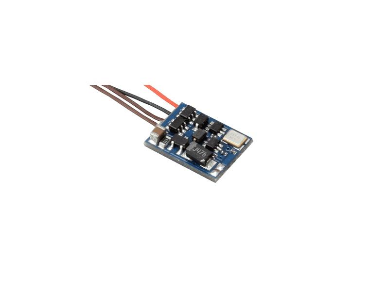 RailCom® Sendemodul, mit Anschlussleitungen, 5 Stück/Packung