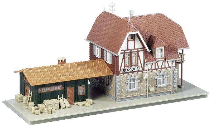 Bahnhof Burgdorf Bausatz, Spur H0