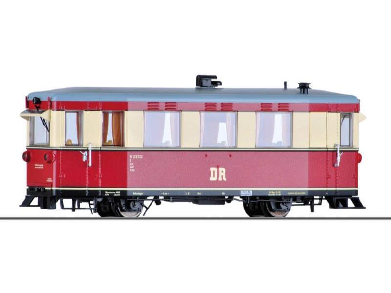 Triebwagen VT 133 der DR, Epoche III, Spur H0e