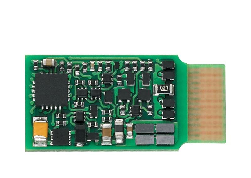 Lokdecoder mtc14-Schnittstelle, mfx, DCC, Spur N