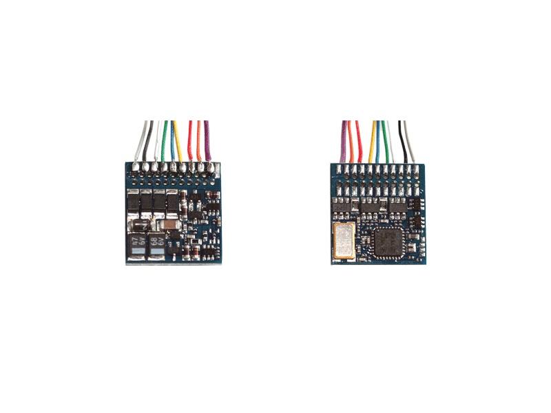 LokPilot Fx V4.0, Funktionsdecoder MM/DCC/SX, 8-polig NEM652