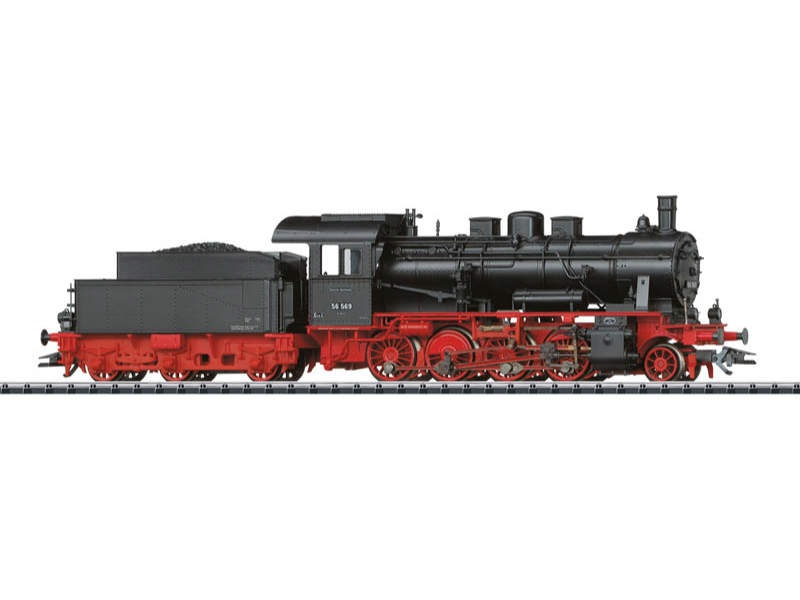Güterzug-Dampflok BR 56.2-8. DRG H0
