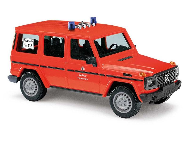 Maercedes-Benz G-Klasse 90, Feuerwehr Berlin, Spur H0