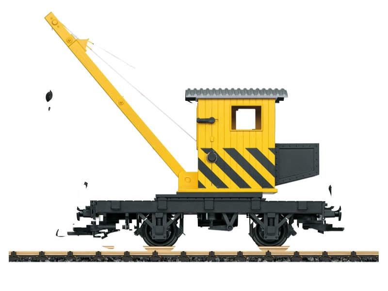 Kranwagen Spur G