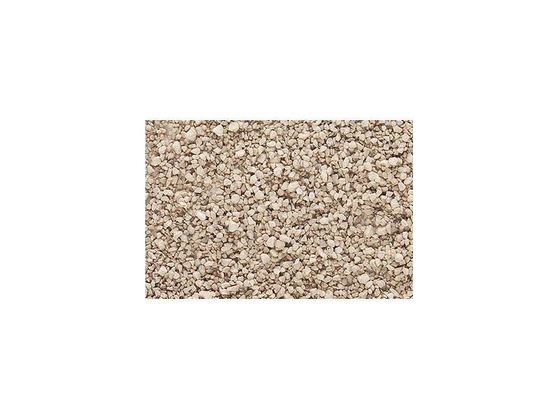 Ballast - Schotter, sandfarben, fein