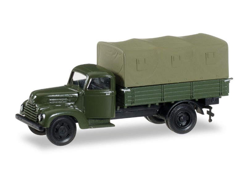Ford Köln Planen-LKW Bundeswehr 1:87 / H0