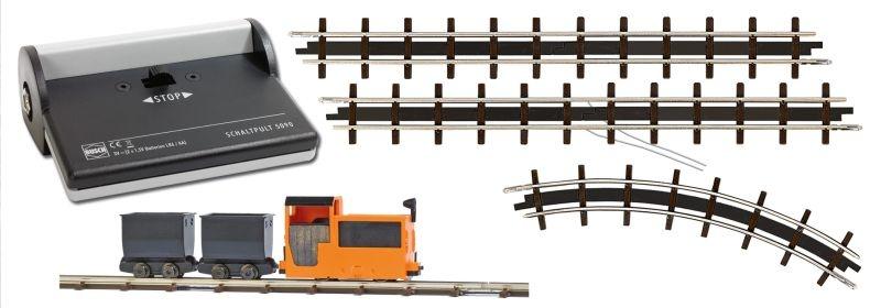 Grubenbahn Start-Set