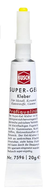 Super-Gel-Kleber, 20 g