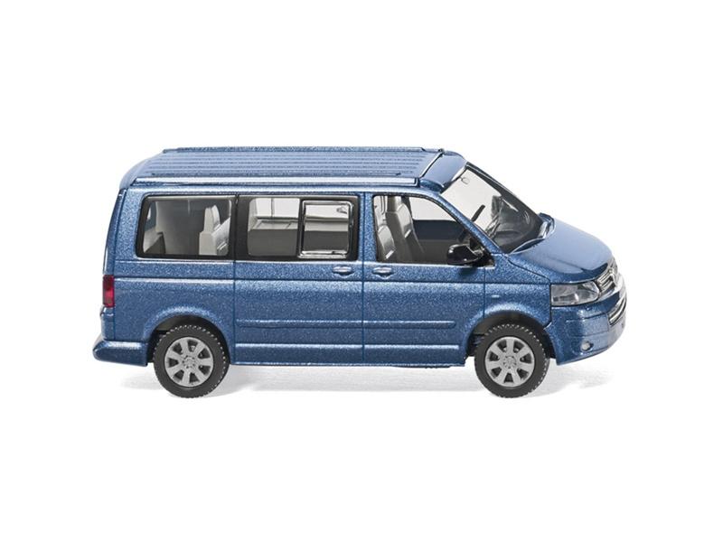 VW T5 GP California - acapulcoblau metallic 1:87 / H0