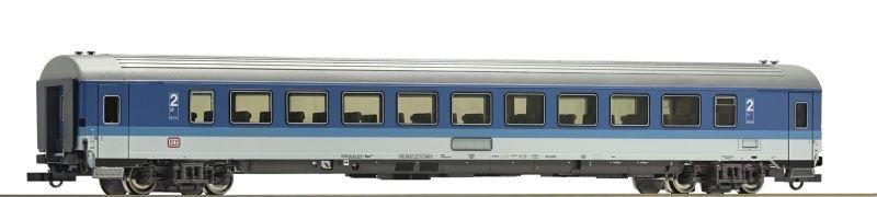 Schnellzugwagen 2.Klasse der DB, DC, Spur H0