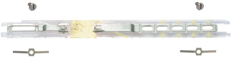 Innenbeleuchtung für sechsachsige Schnellzugwagen, Spur N