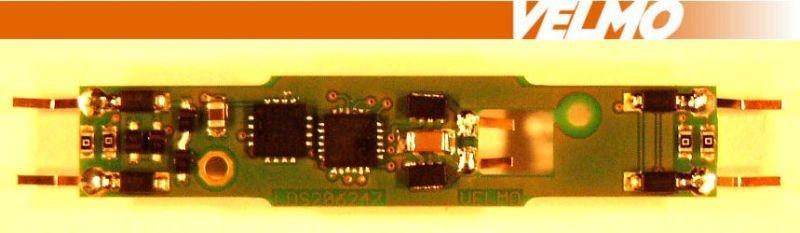 Lokdecoder DCC / SX passend für BR143, DR243, Spur Z