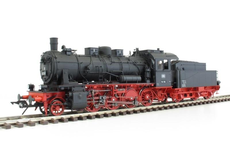 Dampflok BR56.2 der DB, Ep. 3, Spur 0