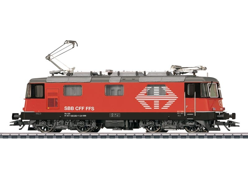 E-Lok Re 420 LION der SBB, Sound, mfx+, DCC, AC, Spur H0