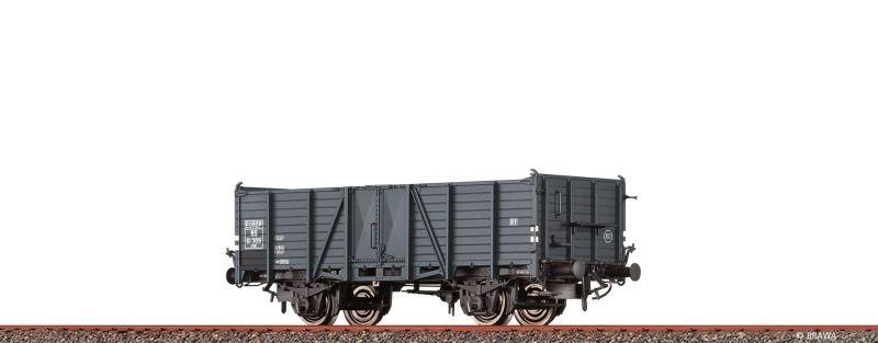 Offener Güterwagen GTMK EUROP der NS, DC, Spur H0