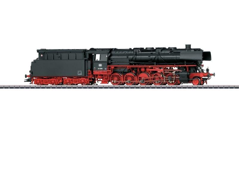 Güterzug-Dampflok BR 44 der DB, Epoche III, AC, Spur H0