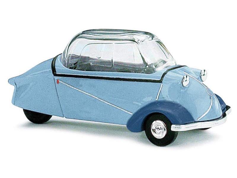 Messerschmitt KR 200 »Deluxe«, Blau, Spur H0