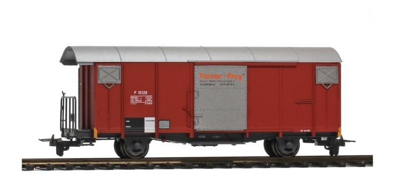P 10126 Privatwagen Furrer & Frey Jahreswagen 2020, H0m