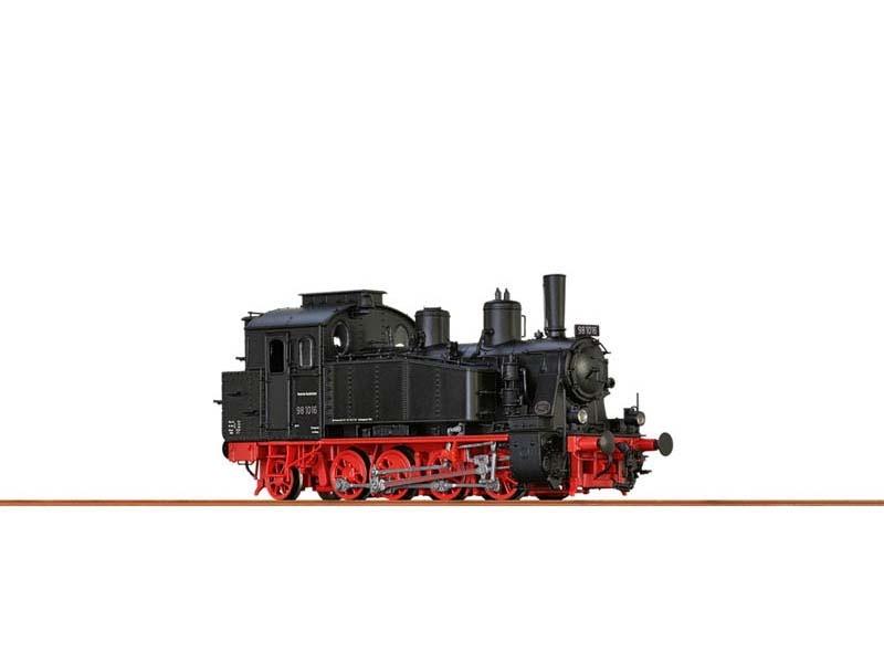 Dampflok 98.10 der DB, III, AC Digital BASIC+, Spur H0